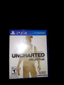Selling Uncharted collections for PS4