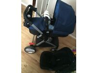 Pushchair / stroller & car seat offers welcome