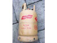 Empty 13kg gas bottle