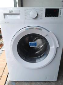 New Beko 8 KG Washing Machine Model WTL 84131W