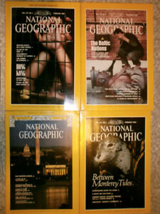U. S. National Geographic's