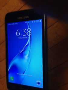 USED SAMSUNG GALAXY J1 UNLOCKED 8GB CELL PHONE