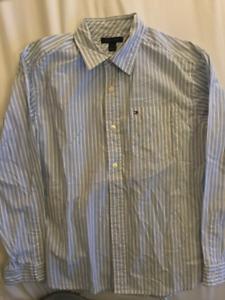 Tommy Hilfiger Size 12-14 dress shirt