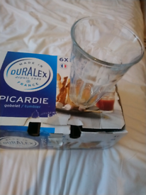 Picardy tumblers x6