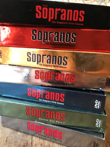 Sopranos DVD Complete Collection