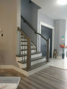 * FLOORING + *STAIRS - Sales & Installations - * 25% OFF SALE!!