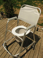 Portable Commode - New Out of the Box