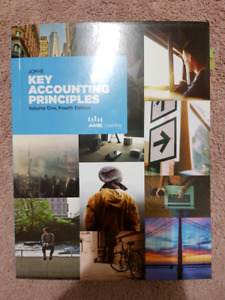 Accounting Volume 1 4th edition