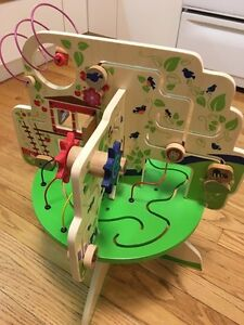 Toddler learning centre