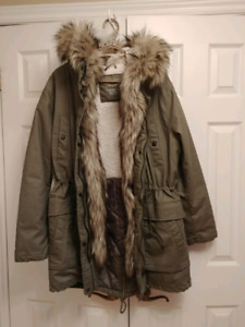 Women's coat XL American Eagle New