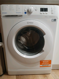 Indesit washing machine (<1y/o) (model = BWA81483x)