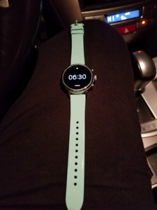 Fossil 4th generation smart watch