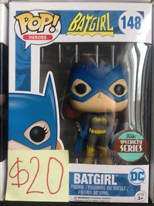 Funko Pop! Batgirl Specialty Series Exclusive
