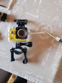 Go pro camera/ bicycle camera