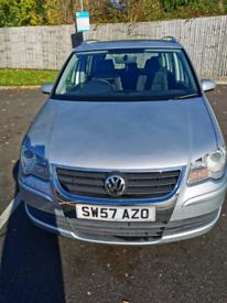 VW Touran Diesel 7 Seater - FSH