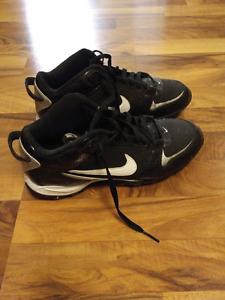 Nike Shark football cleats size 10.5
