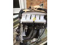 VW Passat 2.3 v5 engine