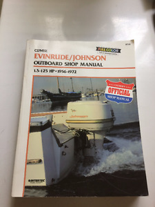 Outboard Shop Manual