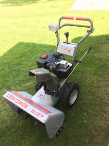 Craftsman 8/27 Snow Blower For Sale