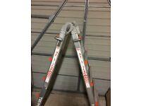 Waku 5 run ladders/step for sale