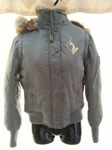Winter bomber jacket by Baby Phat
