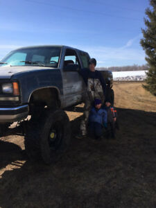 *Cummins Swap* 1993 GMC Big Truck