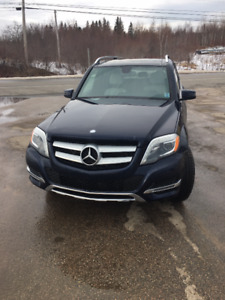 2015 Mercedes-Benz GLK 250 BLUETEC Diesel SUV Avantgarde Edition