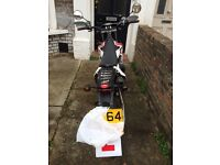 50cc rieju mrt not gilera, Aprilia,yahama in very good condition 2000 miles