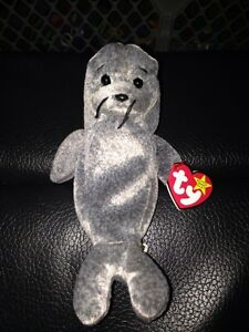Slippery beanie baby still has tags price firm London Ontario image 2