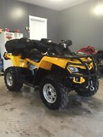 2010 Can Am Outlander 650 XT Max (2nd Owner)