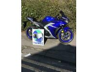 Yamaha YZF R3 ABS Motorcycle