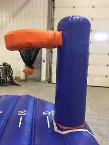 FOR SALE - USED EXTREME SPORTS CHALLENGE INFLATABLE Regina Regina Area image 2