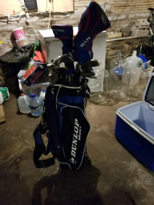 Dunlop Golf Set right handed