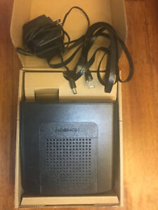 Thompson DCM476 Cable Modem - like new