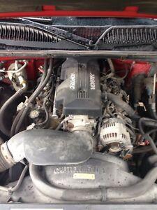 Chevrolet silverado 2500   Seulement 148000km 7000$ Saguenay Saguenay-Lac-Saint-Jean image 7