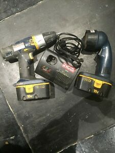 18volt drill and light combo