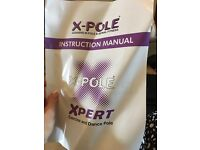 Xpole dance and exercise pole and mat