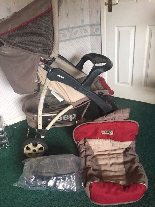 Jeep Push Chair 163 20 In Luton Bedfordshire Gumtree
