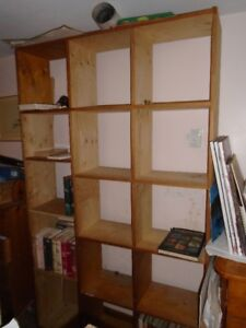 Bookcase  -  MUST SELL QUICKLY!