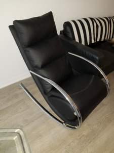 Structube Beck Rocking Chair
