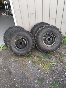 4 ATV tires for sale