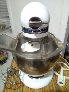 Kitchen aid ultra power mixer