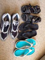 Men's footwear size 13.
