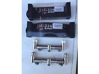 Jag 2 rod adjustable buzz bars
