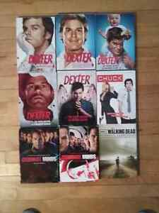 DVDS TV shows and movies