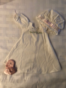 American Girl Doll Elizabeth's Night Shift Clothing Set