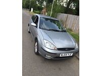 1.6 Ford Focus full mot 2004 54