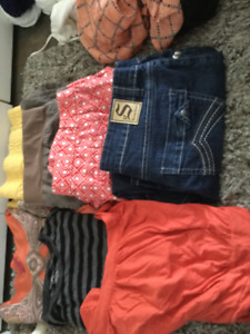ENTIRE SUMMER WARDROBE FOR SALE! for a lady size 12-14