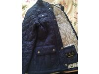 Woman's Barbour Jacket