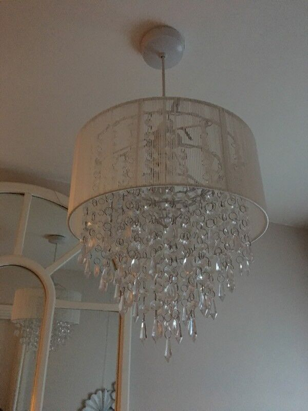 Wilko ritz light shade x2